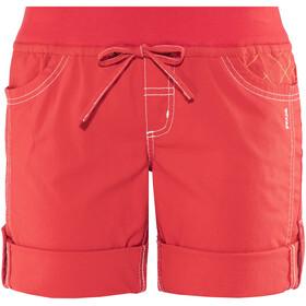 Prana Avril Shorts Women Red Ribbon